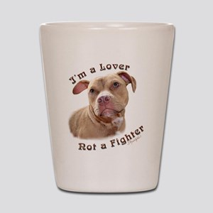 I'm a Lover Shot Glass